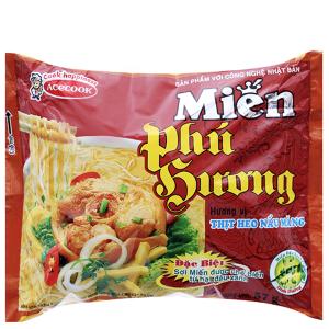 Miến thịt heo nấu măng Phú Hương gói 57g
