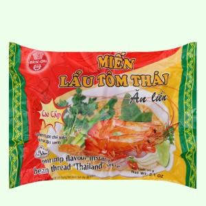 Miến lẩu tôm Thái Bích Chi gói 60g