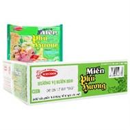 Thùng miến Sườn Heo ăn liền Phú Hương 24 gói