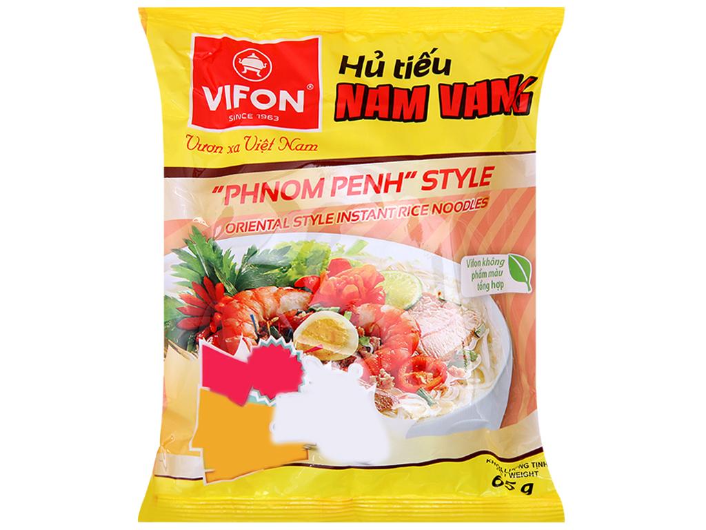 Thùng 30 gói Hủ tiếu Nam Vang ăn liền Vifon 65g 3