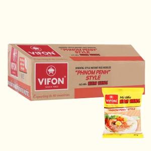 Thùng 30 gói hủ tiếu Nam Vang Vifon 65g