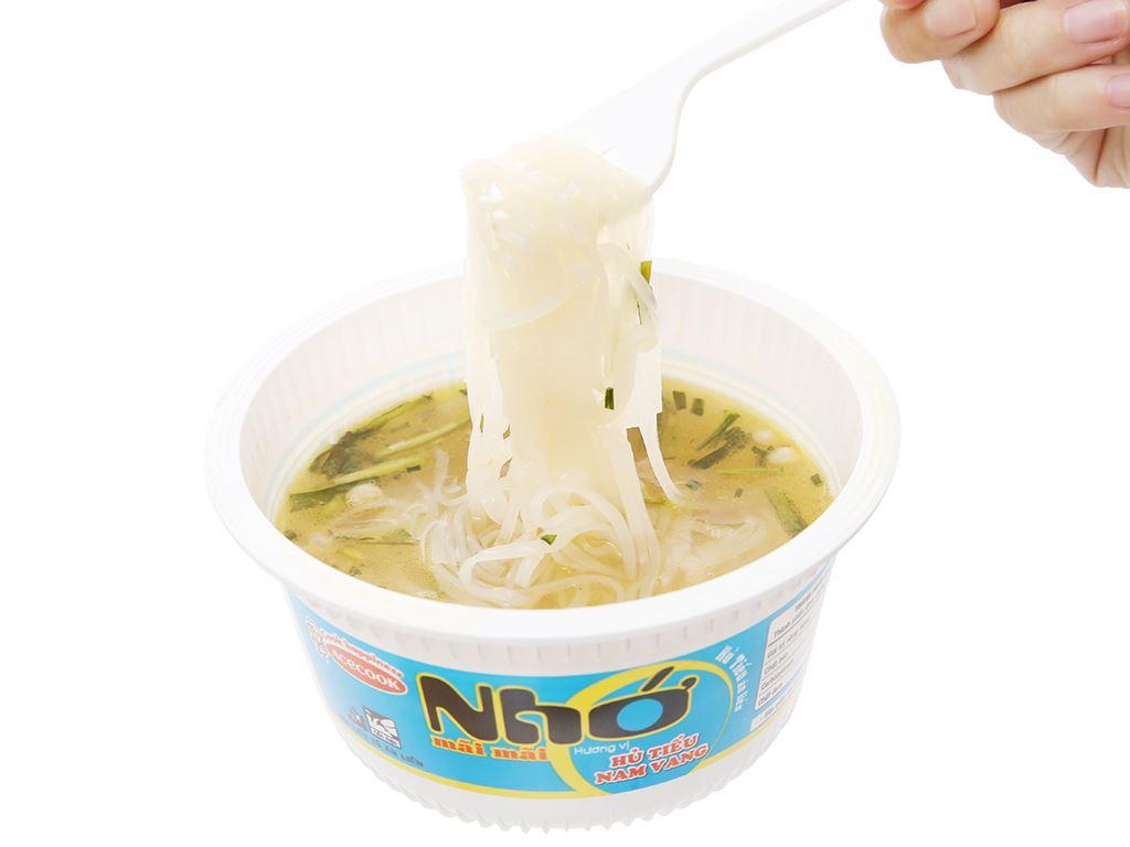 Thùng 12 tô Hủ tiếu Nam Vang ăn liền Nhớ mãi mãi 71g 14