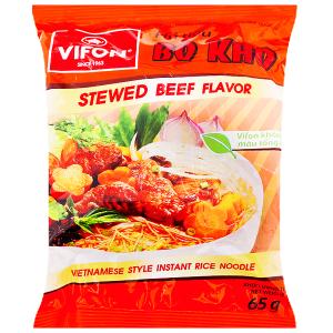 Hủ tiếu bò kho ăn liền Vifon gói 65g