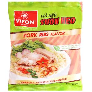 Hủ tiếu sườn heo ăn liền Vifon gói 65g