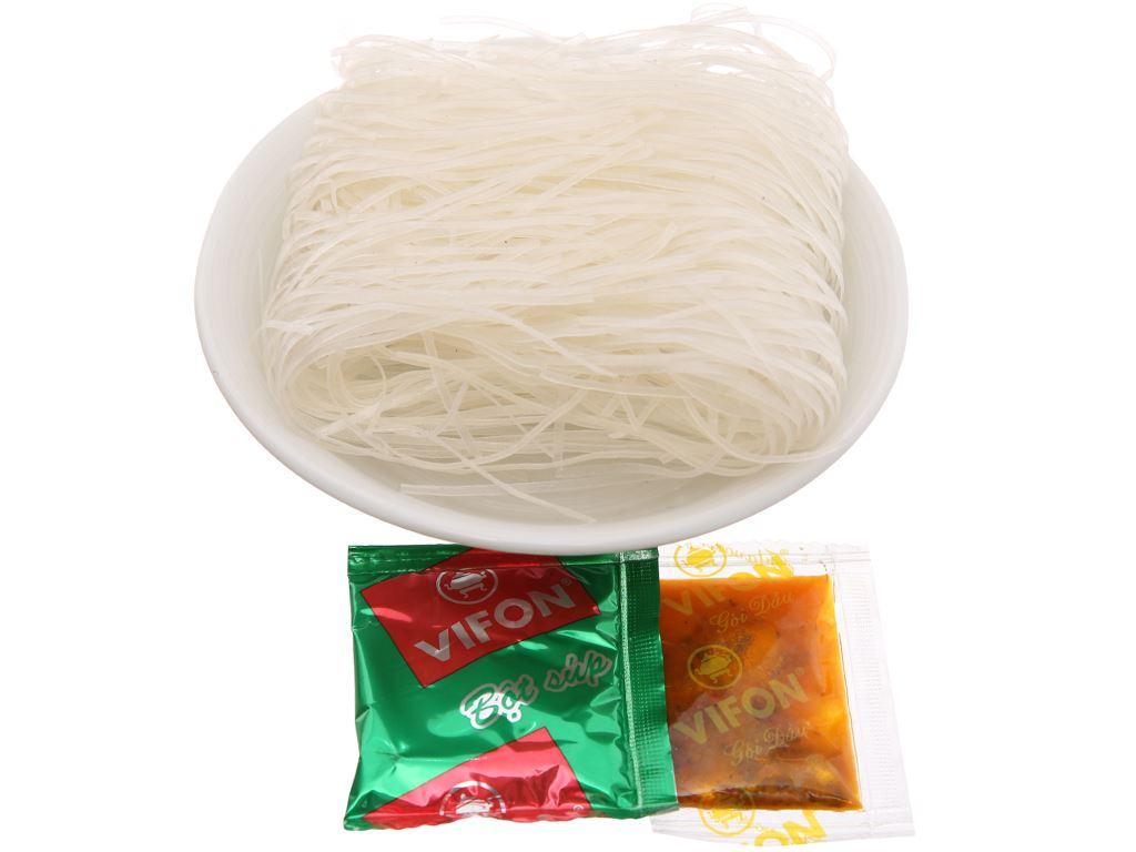 Thùng 30 gói Hủ tiếu bò kho ăn liền Vifon 65g 6
