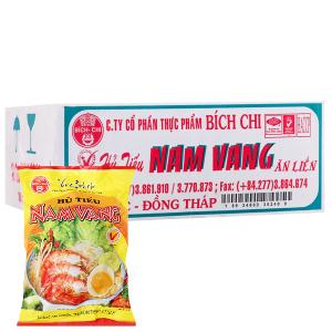 Thùng 30 gói Hủ tiếu Nam Vang ăn liền Bích Chi gói 60g