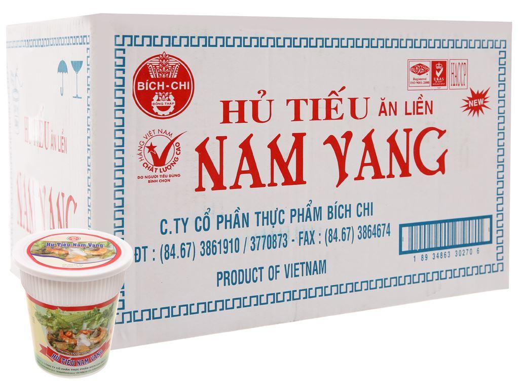 Thùng 24 ly hủ tiếu Nam Vang Bích Chi 50g 2