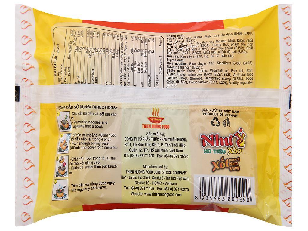 Hủ tiếu xào ăn liền Như Ý xốt hương vị Nam Vang gói 70g 2