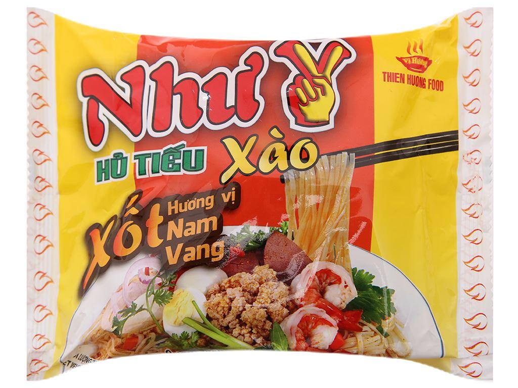 Thùng 30 gói Hủ tiếu xào xốt hương vị Nam Vang ăn liền Như Ý 70g 3