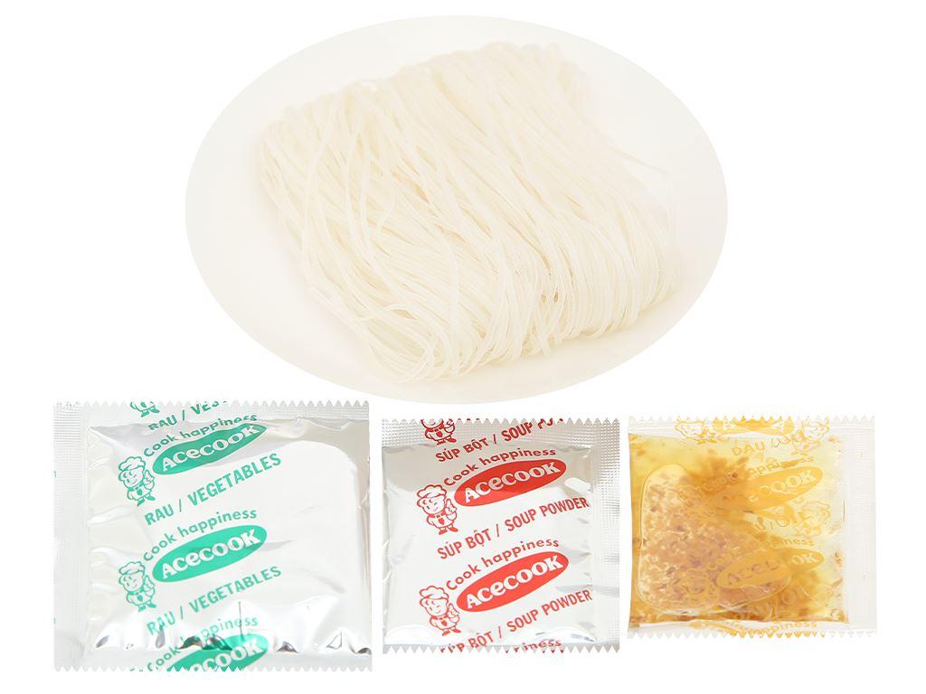 Thùng 18 gói hủ tiếu khô Nhịp Sống hương vị Nam Vang 71g 4
