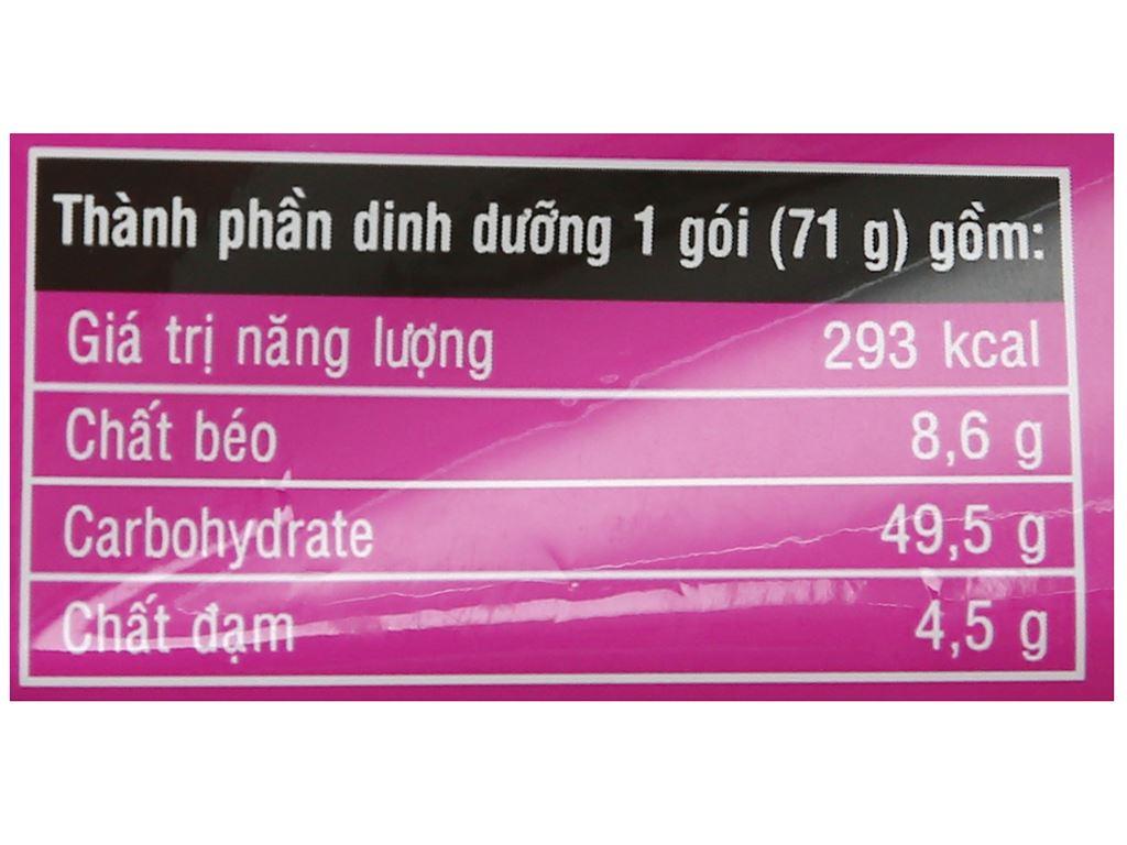 Thùng 30 gói hủ tiếu khô Nhịp Sống hương vị Nam Vang 70g 6