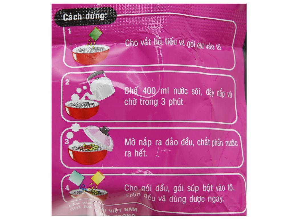 Thùng 18 gói hủ tiếu khô Nhịp Sống hương vị Nam Vang 71g 7