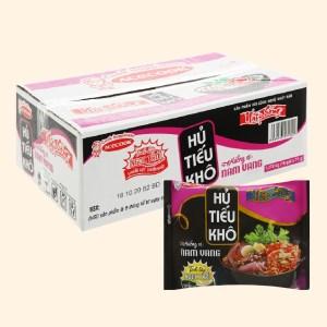 Thùng 18 gói hủ tiếu khô Nhịp Sống hương vị Nam Vang 71g