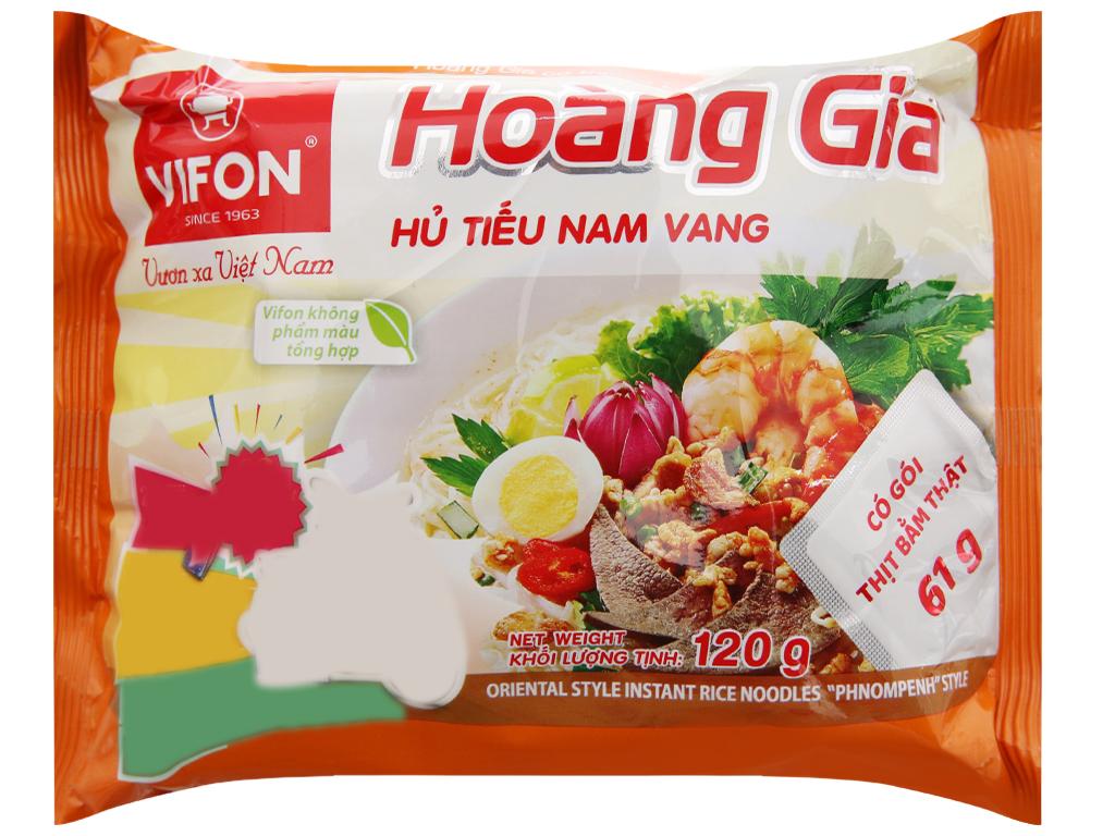 Hủ tiếu Nam Vang ăn liền Vifon Hoàng Gia gói 120g 2