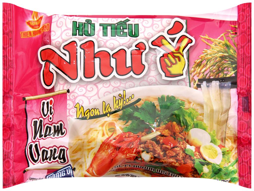 Hủ tiếu vị Nam Vang ăn liền Như Ý gói 60g 1