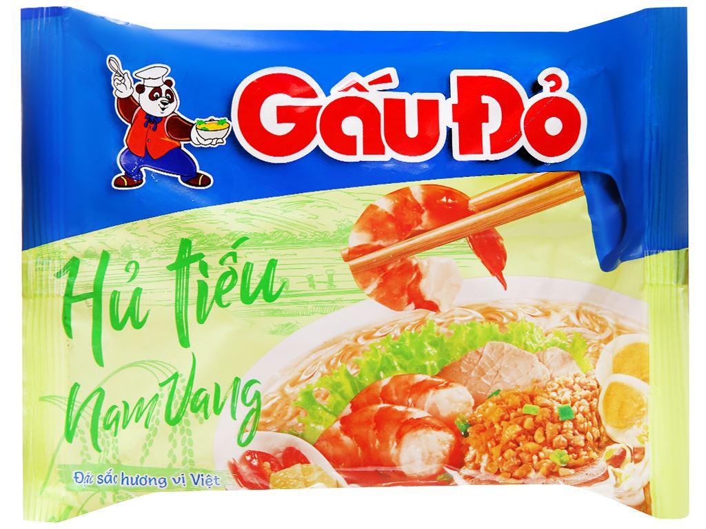 Hủ tiếu Nam Vang Gấu Đỏ gói 65g 5