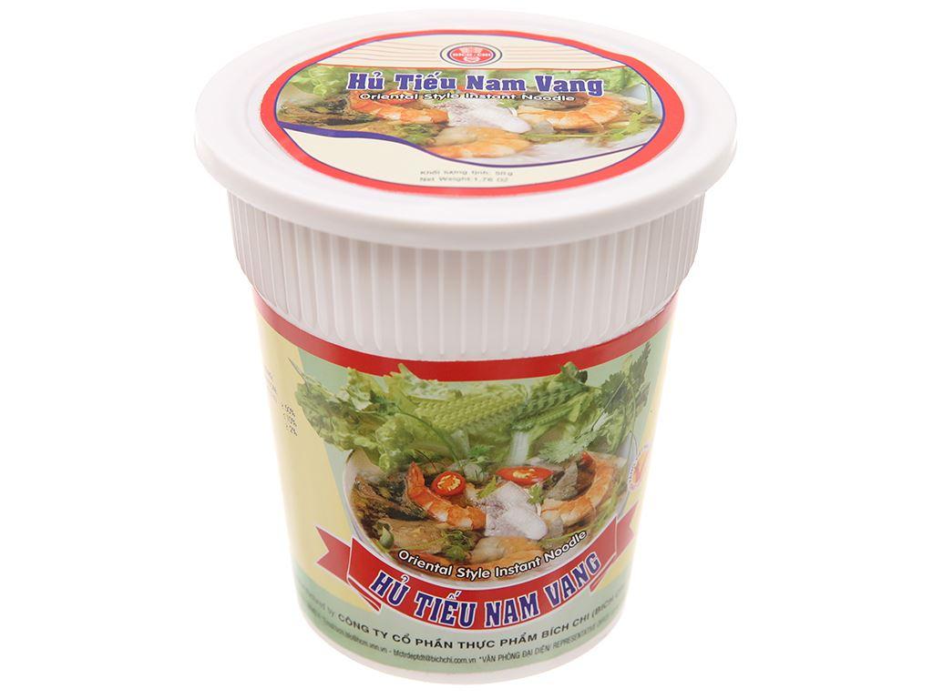 Hủ tiếu Nam Vang ăn liền Bích Chi ly 50g 2