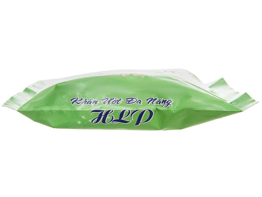 Khăn ướt đa năng HLP gói 20 miếng 3