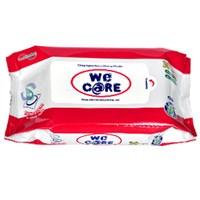 Khăn ướt We Care Không mùi gói 30 tờ (200x150mm)