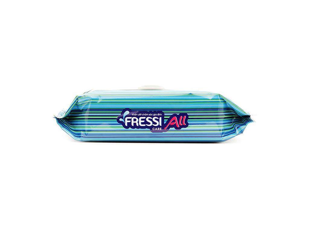 Khăn ướt Fressi Care All hương tự nhiên gói 100 miếng 4