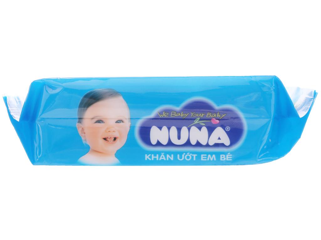 Khăn ướt em bé Nuna không mùi 30 miếng 3