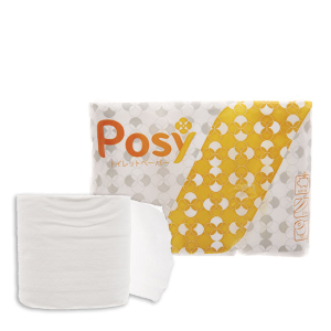 12 cuộn giấy vệ sinh Posy Economic 2 lớp