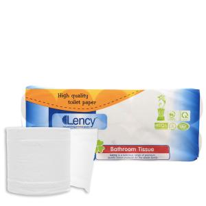 10 cuộn giấy vệ sinh Lency 3 lớp