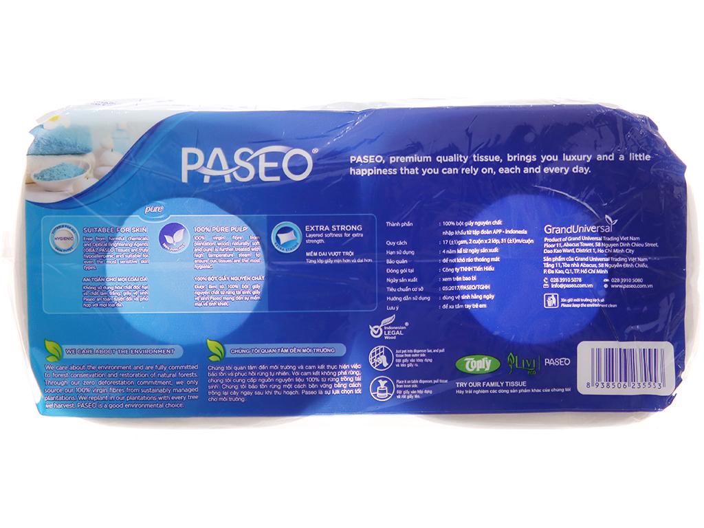 10 cuộn giấy vệ sinh Paseo 2 lớp 2