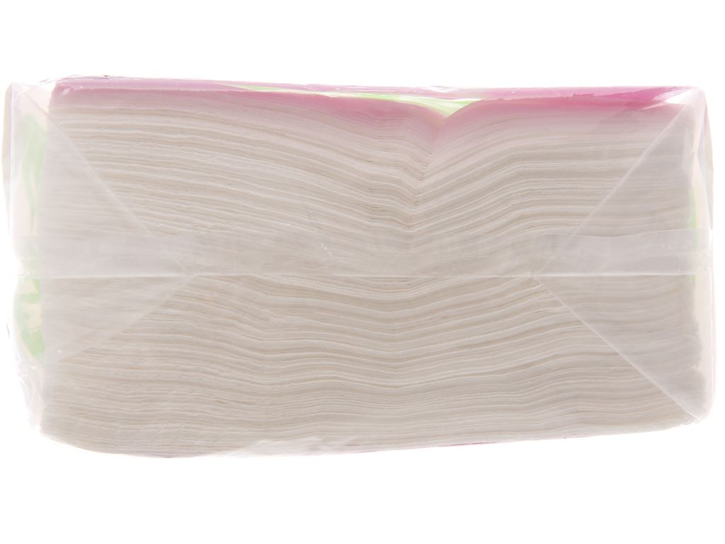 Khăn giấy ăn Toply gói 100 tờ 1 lớp 5