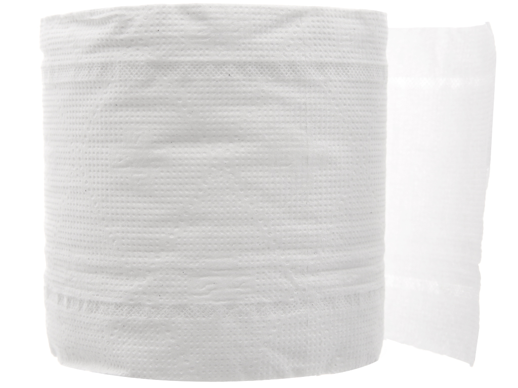 10 cuộn giấy vệ sinh Saigon Clean 2 lớp 4