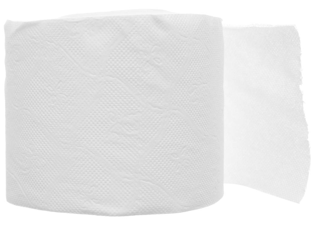 12 cuộn giấy vệ sinh Toply 2 lớp 4