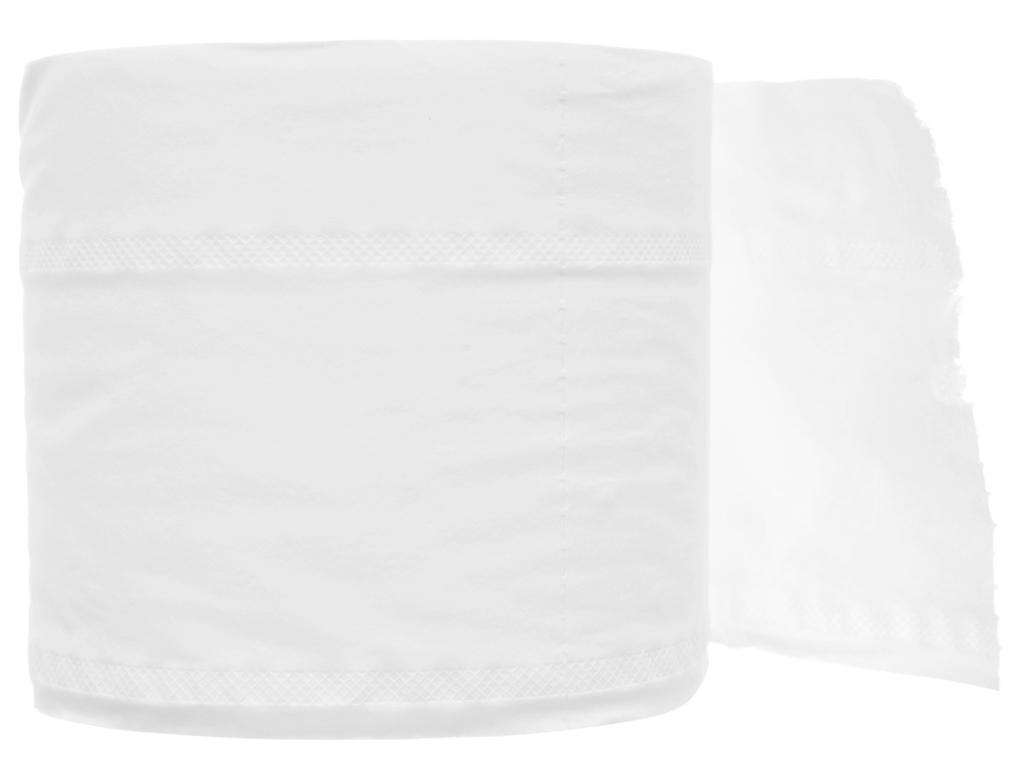 10 cuộn giấy vệ sinh Watersilk 3 lớp 4