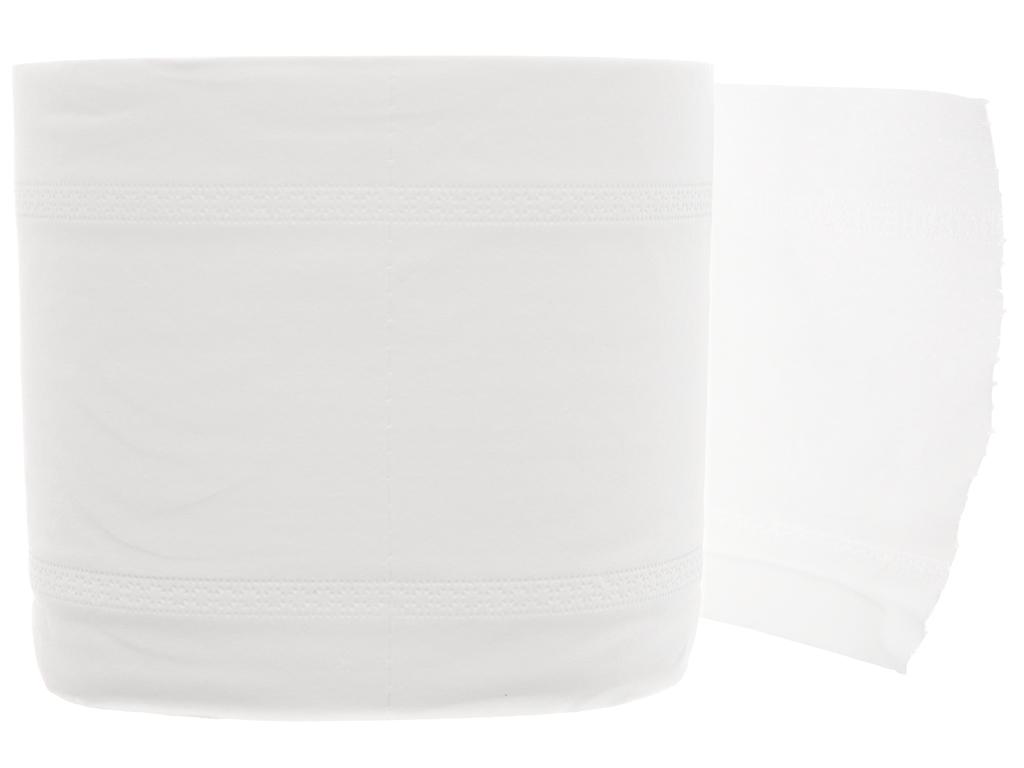 8 cuộn giấy vệ sinh Hensley 3 lớp 4