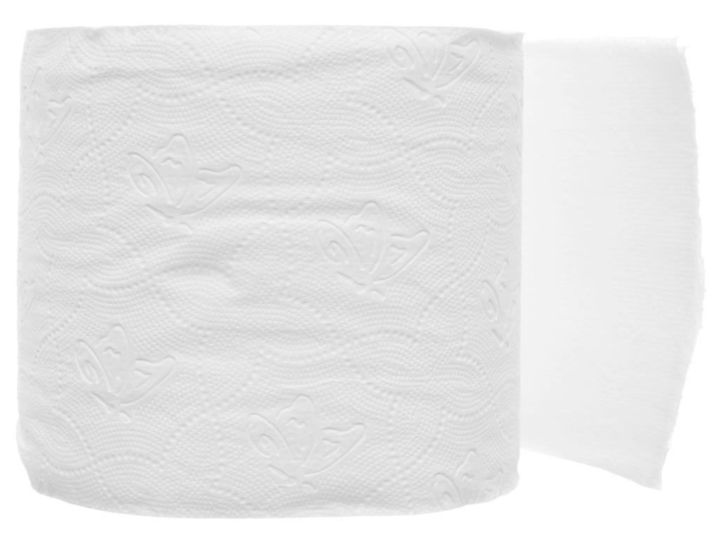 10 cuộn giấy vệ sinh Hensley 4 lớp 4