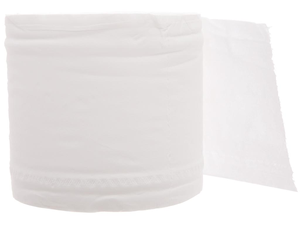 10 cuộn giấy vệ sinh không lõi Watersilk 3 lớp 3