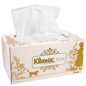 Khăn giấy Kleenex Vintage hộp 170 tờ 2 lớp