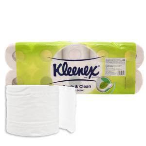 10 cuộn giấy vệ sinh Kleenex 2 lớp
