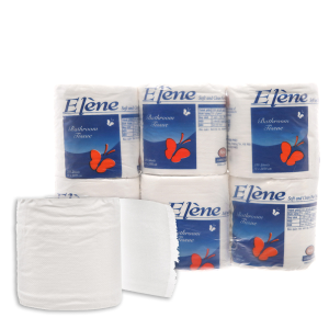 6 cuộn giấy vệ sinh Elène 3 lớp