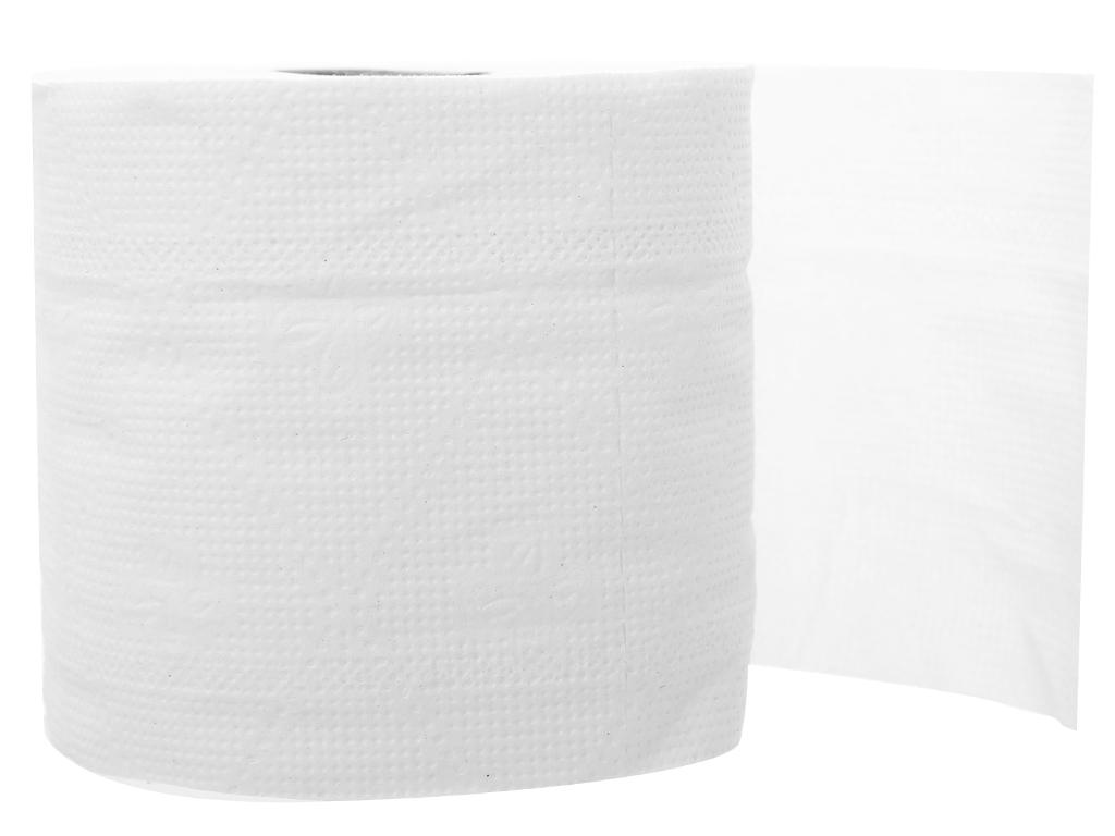 12 cuộn giấy vệ sinh Saigon Care 2 lớp 3