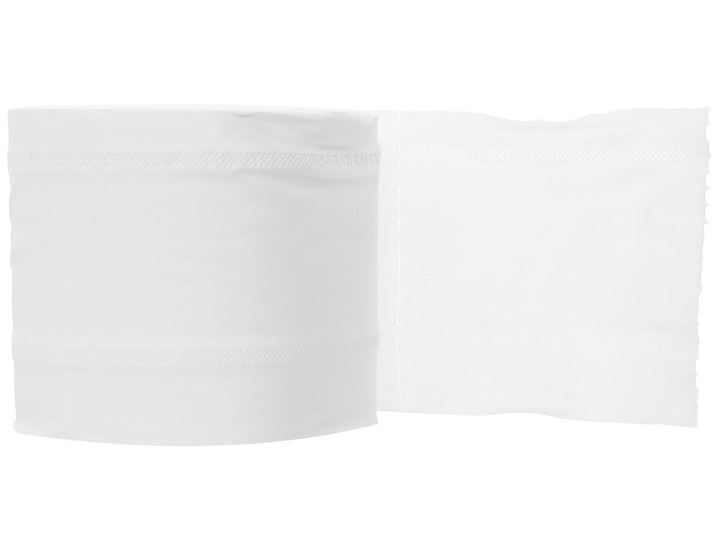 6 cuộn giấy vệ sinh không lõi Premier VinaRoll 3 lớp 3