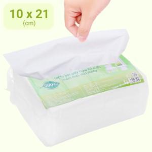 Khăn giấy rút Let-green 2 lớp gói 700 tờ