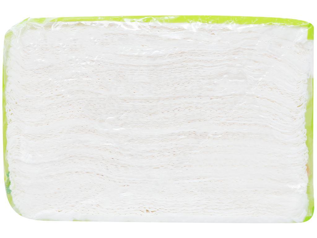 Giấy vệ sinh đa năng Let-green gói 130 tờ 2 lớp (gói nhỏ) 3
