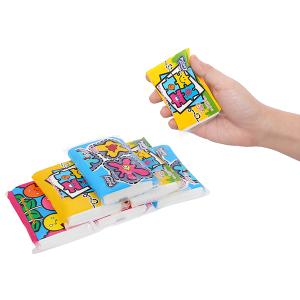 6 gói khăn giấy bỏ túi Pulppy hương trái cây 2 lớp