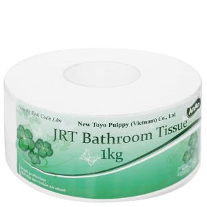 Giấy vệ sinh cuộn lớn An An JRT Bathroom 2 lớp 1kg