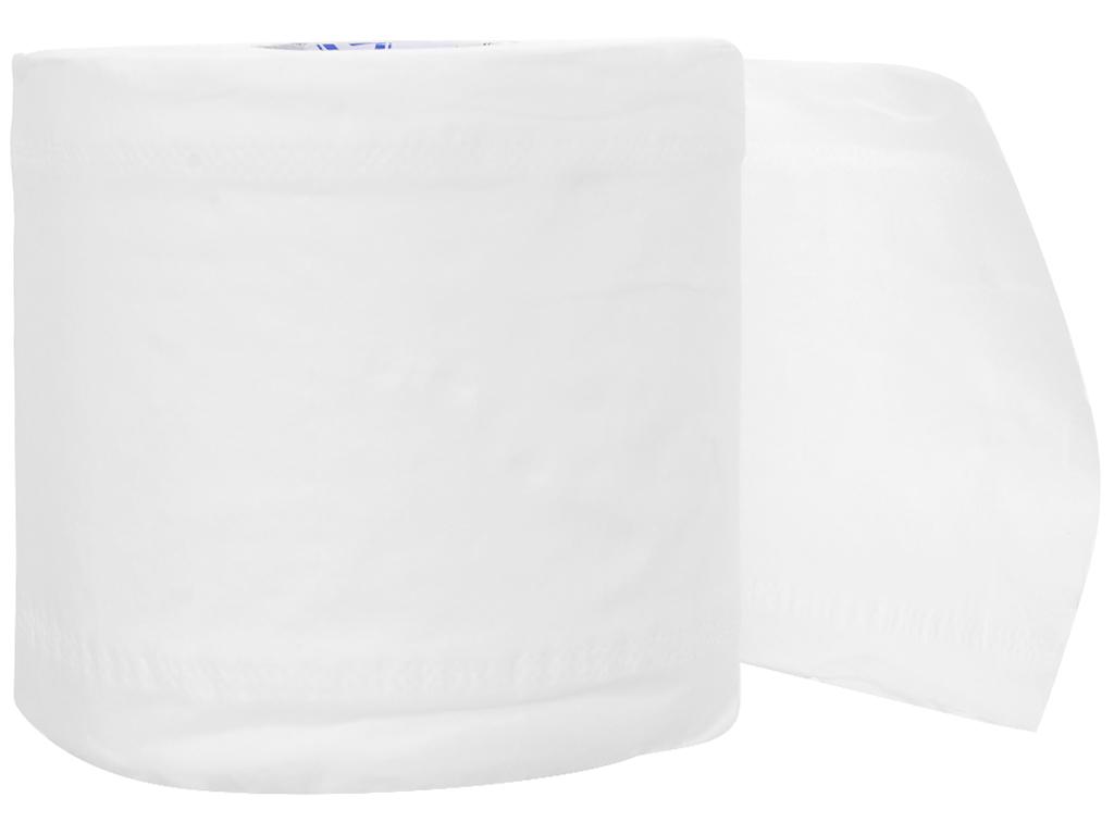 2 cuộn giấy vệ sinh Pulppy Velvet 2 lớp 3