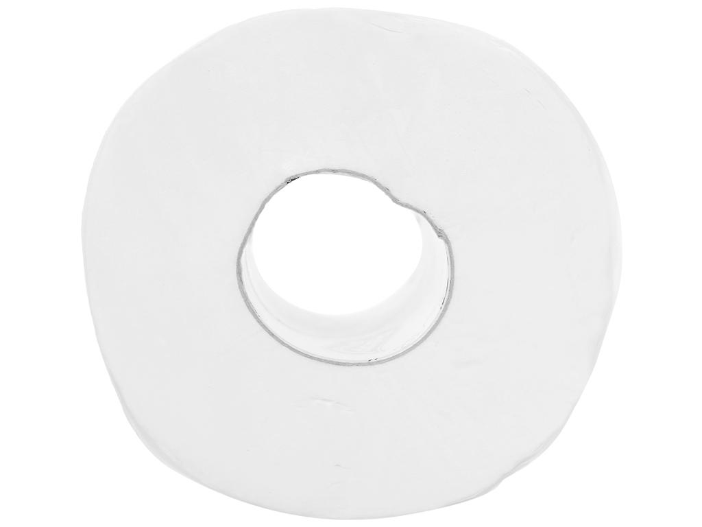 2 cuộn giấy vệ sinh Pulppy Velvet 2 lớp 4