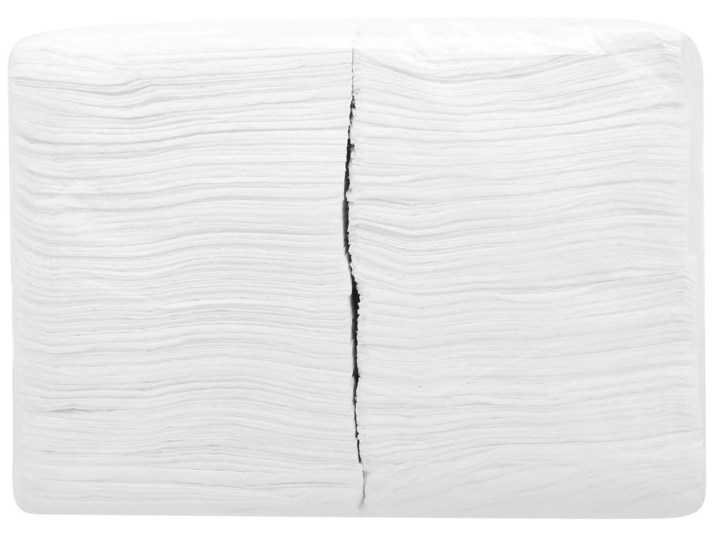 Khăn giấy Toply gói 700 tờ 1 lớp 3