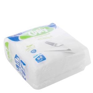 Khăn giấy ăn Toply gói 50 tờ 1 lớp