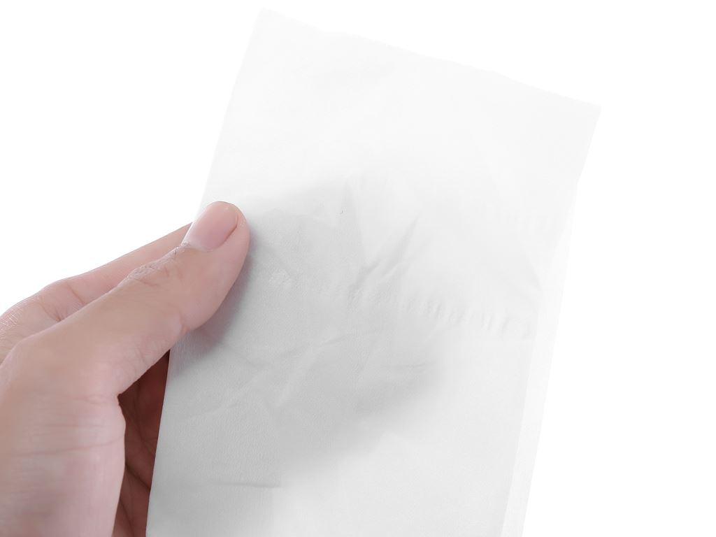 Khăn giấy Silkwell hộp 180 tờ 2 lớp 5