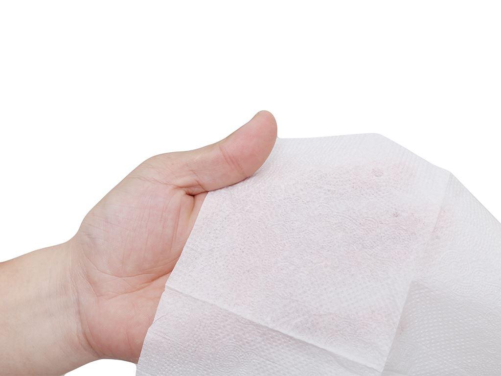 Khăn giấy ăn Homelux 1 lớp gói 1350 tờ 10
